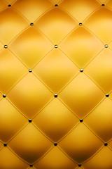 luxury golden leather