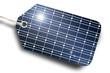 Solarstrom button