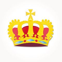 Crowns Royal vector