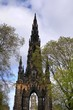 Scotts Memorial - Edinburgh / Scotland