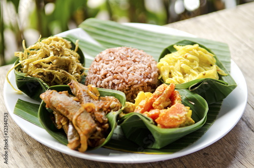 indonesian food in bali