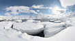WInter in the Arctic - PANORAMA - 32346340