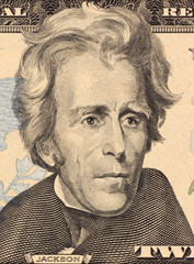 Andrew Jackson on 20 Dollars 2006 Banknote from USA