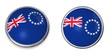 Banner Button Union of Cook Islands