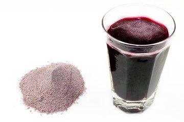 Fruit Powder and Juice