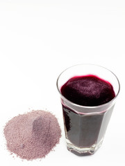 Fruit Powder Juice