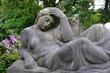 Erotische Friedhofskunst