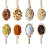 seasoning seeds cereal ingrediants food