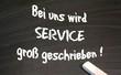 Tafel Service