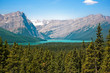 Kanadische Wildnis im Banff National Park