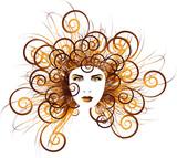 Capelli - medusa poster