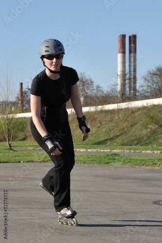 Inline Skating - Leisure Activity