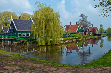 Dutch  landscape .