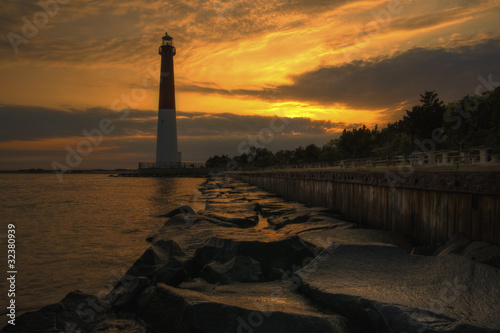 Barnegat Lighthouse Sunrise