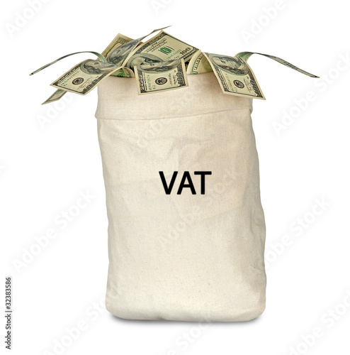 Bag with VAT