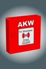 Feuermelder  AKW Stresstest 2
