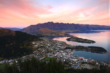 queenstown region New Zealand