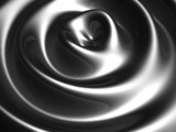 Silver ripple wave background - 32387195