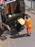 Mülltransporter