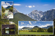 Postcard from Slovenia mountains