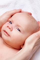 Osteopathie beim Baby