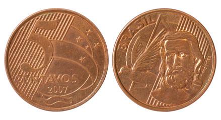 coin of brasil