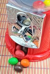 Distributore di caramelle - Salvadanaio
