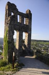 Grevenburg an der Mosel
