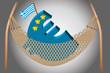 Haengematte Euro Griechenland