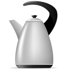 Vector Tea kettle