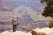 Photographer Shooting at the Grand Canyon
