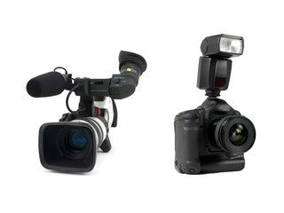 Professional Video Cameras