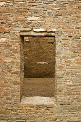 Doorway, Chaco Canyon