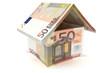50 Euro Haus