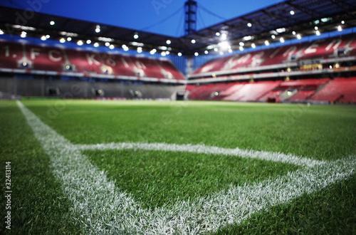 Tuinposter Stadion fußballstadion