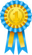 first prize award icon