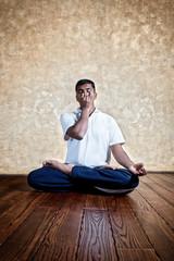Yoga nadi suddhi pranayama