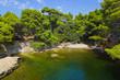Lake at Croatia