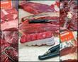 étal de viande de boeuf