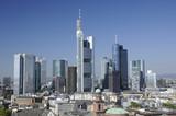 Skyline in Frankfurt - Fine Art prints