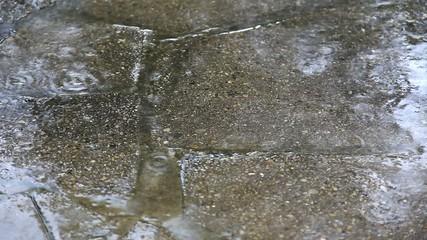 précipitation