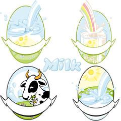 milk vektor 2.