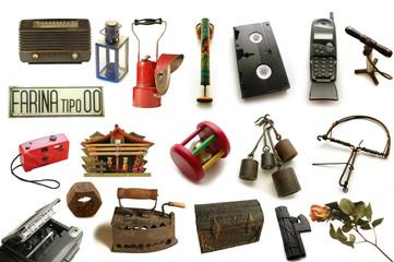 Vecchi oggetti