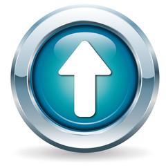 Pfeil oben - Button