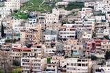 Arab Silwan village in East Jerusalem poster