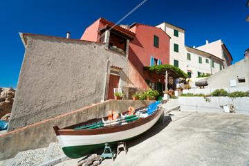 Marciana marina. Isle of Elba,  Italy.