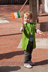 The 160th Annual St. Patrick's Day Parade