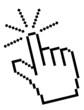 Computer Maus Computermaus Mauszeiger Cursor Hand 12