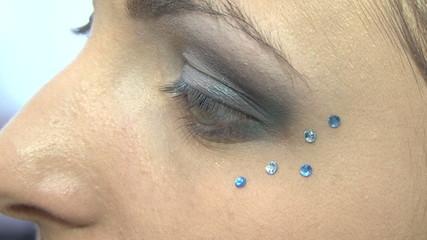 Work fine makeup artist
