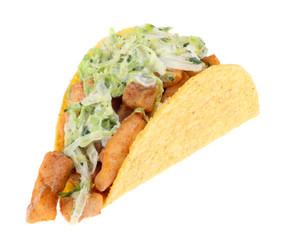 Fish Taco Isolated